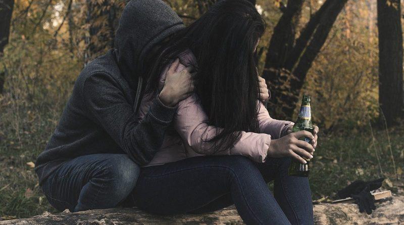 alcoholic partner