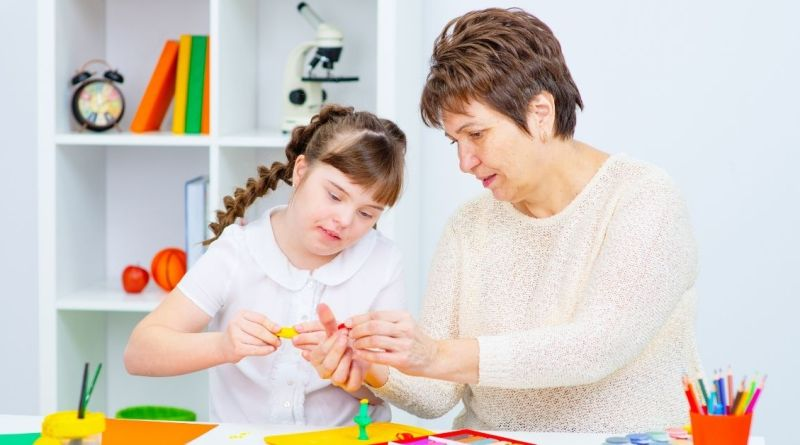 Tips for Homeschooling Your Child With Down Syndrome
