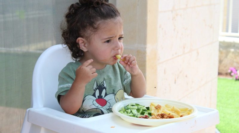 children reject new foods
