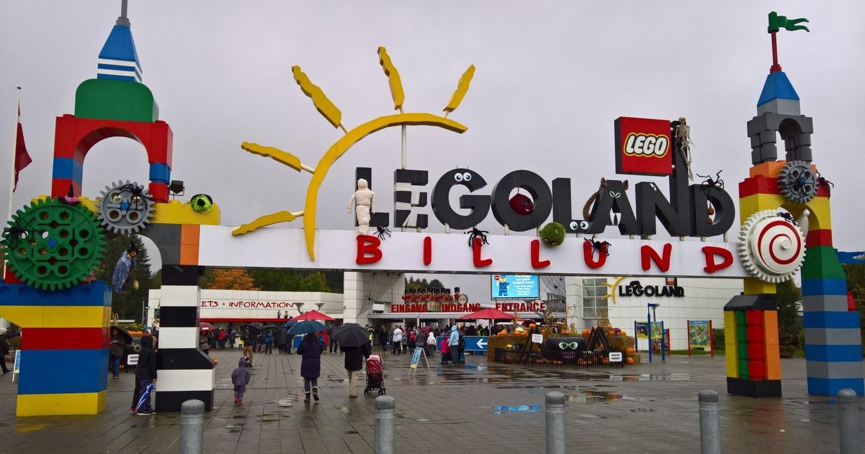 Op vakantie naar Legoland Billund (als borstvoedende moeder)