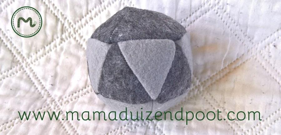 Bal van driehoeken (icosaëder)