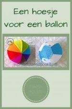 Pinterest - hoesje voor een ballon