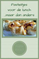 Pinterest - pasteitjes voor de lunch
