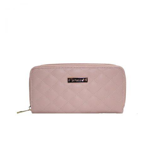 carteira rosa