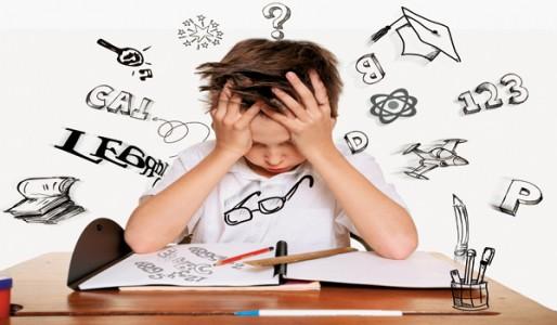 dificuldade de aprendizagem escolar