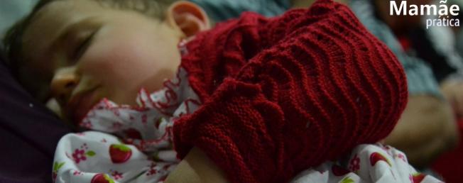 Nada é por acaso: como a Manu deixou de dormir com o dedo na boca