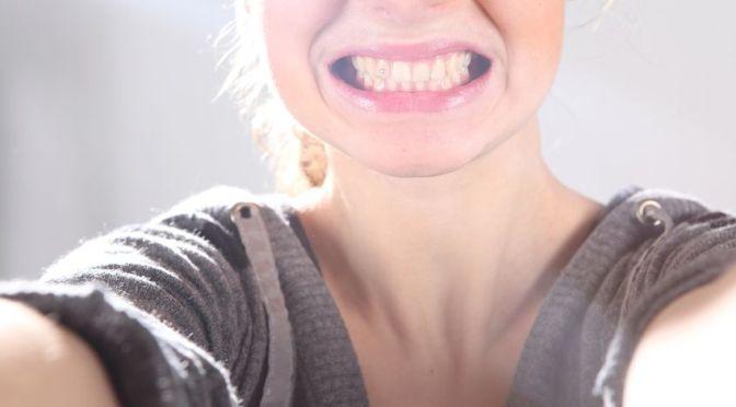 Ai, que dor de dente!