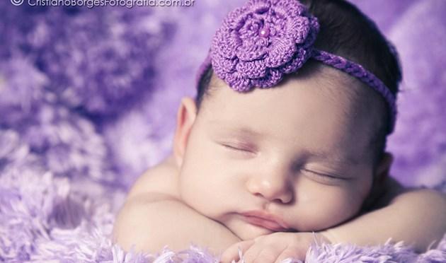 20 fotos inspiradoras com recém-nascidos
