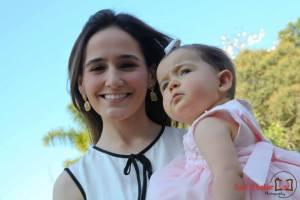 Fernanda e a linda Ana Elisa