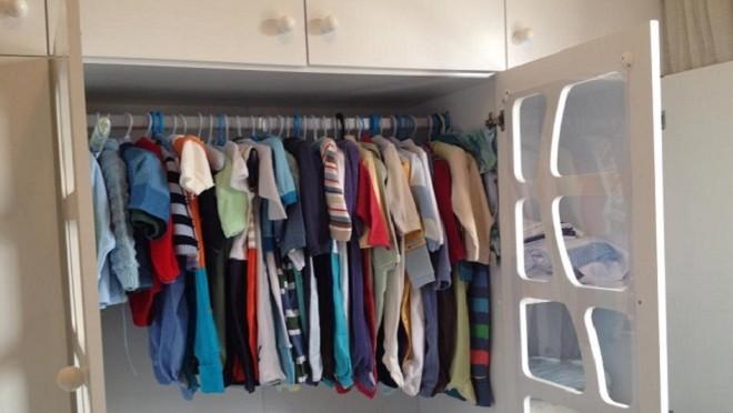 Posts + lidos: Como organizar o armário do bebê