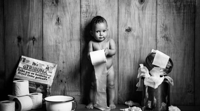Criança com diarreia: o que causa e o que comer