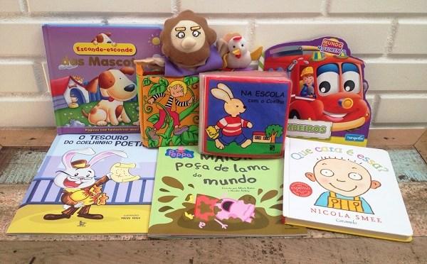 Livros infantis que a gente adora