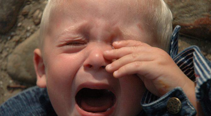 Socorro: meu filho bateu a cabeça!