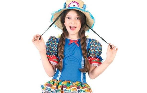 Festa Junina: 10 modelos caipiras que as crianças vão amar!