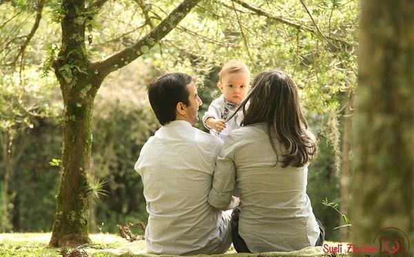 Como renovar a relação do casal depois da chegada dos filhos