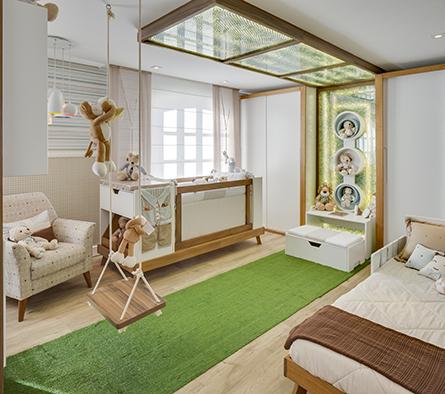 Projeto de Interiores: Aline e Denise Bernacki/Foto: Nenad Radanovick