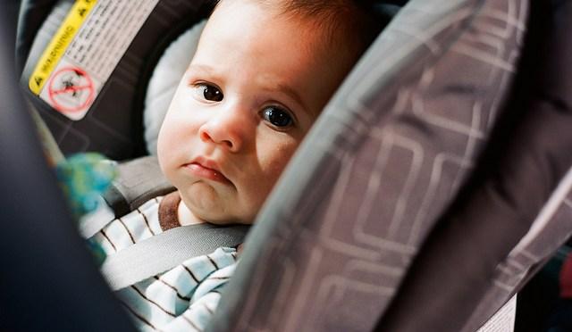 Segurança: como transportar as crianças no carro