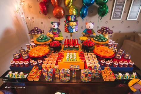 Como economizar na hora de fazer a festa infantil