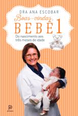 Capa do livro da pediatra Ana Escobar