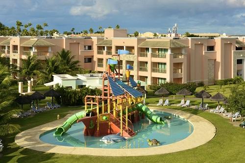 4 resorts para ir com bebês e crianças pequenas