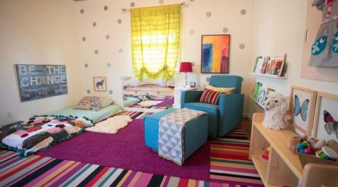 7 dicas para montar um quarto montessoriano