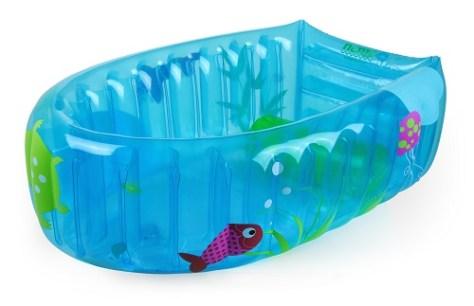 Banheira Inflável Nemo da Burigotto