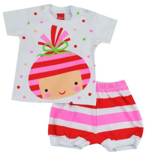 Conjunto de pijama de verão Candy da loja virtual Pijamas for you