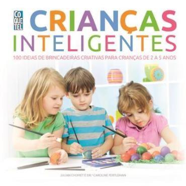 Livro com atividades para crianças