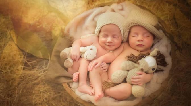 Filhos gêmeos: como educá-los