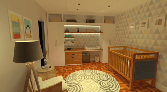 Decoração do quarto de bebê: aprenda a fazer passo a passo
