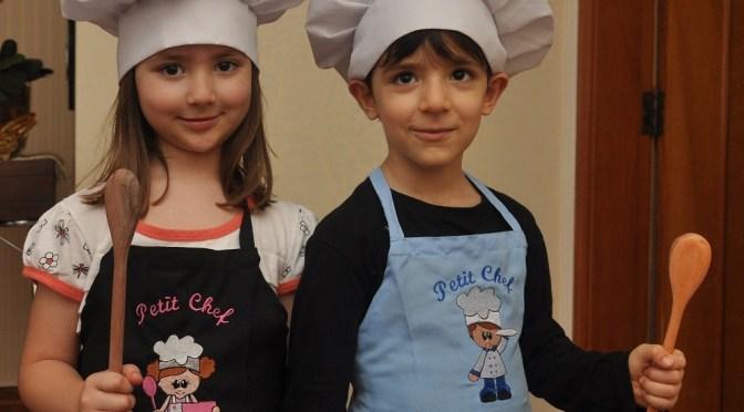 Cozinha divertida by Mamãe Prática (novidade!)