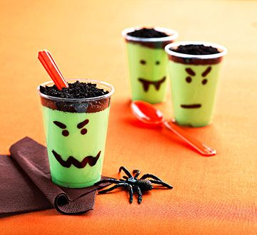 Halloween saudável