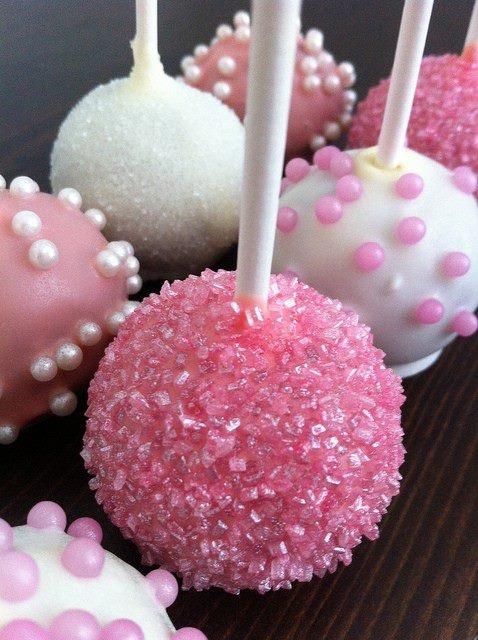 Cake Pops ou Bolo no Palito
