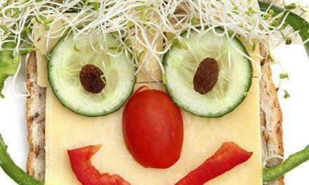 Comida Divertida – Alimentação Infantil