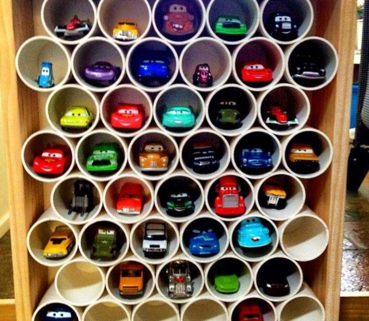 Carrinhos Organizados