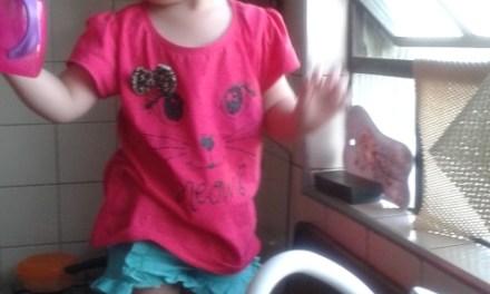Bronca e disciplina em bebê