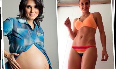 Como Voltar a Ter o Corpo Que Tinha Antes da Gravidez