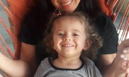 Carta para minha filha Larah