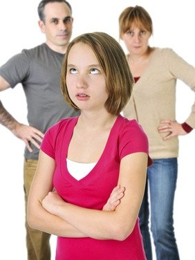 Limites na adolescência