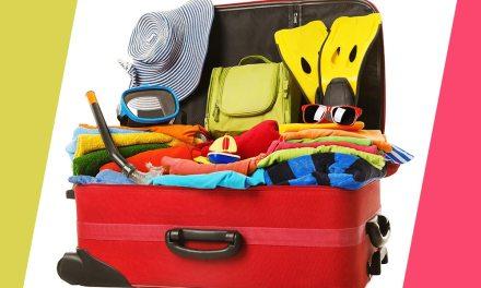 Itens Necessários na Mala de Viagem das Crianças