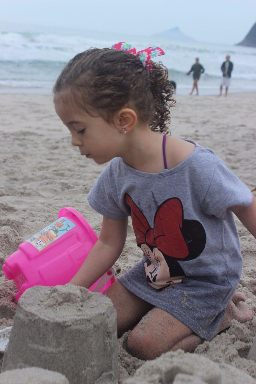Brincar na Areia