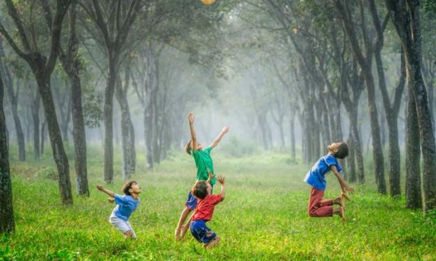 Atividades para o desenvolvimento das crianças