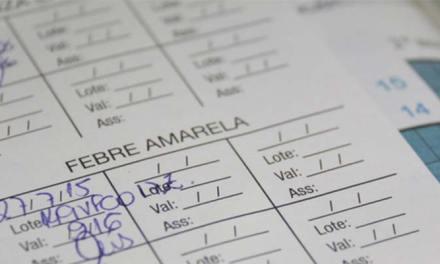 Atualizar a Caderneta de Vacinação