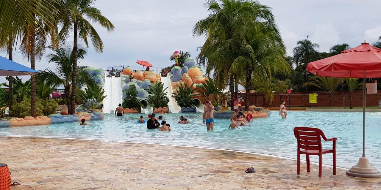 Hot Beach – Parque Aquático e Resort