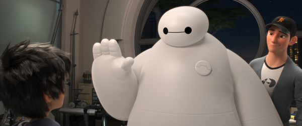 Big Hero 6 #Soreo