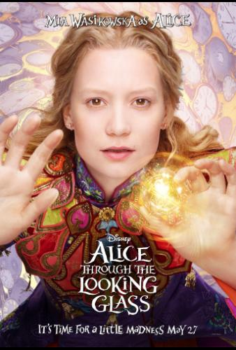 Alicia a través del espejo AliceThroughTheLookingGlass56426a58135f4