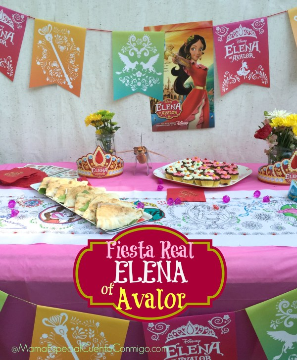 Fista Elena Of Avalor
