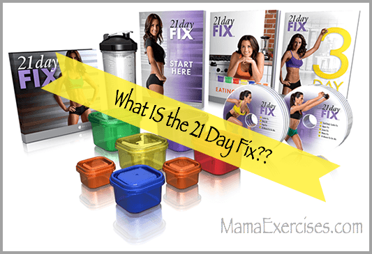 What is the 21 Day Fix? - MamaExercises.com