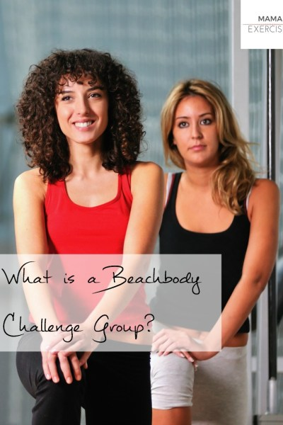 What is a Beachbody Challenge Group?