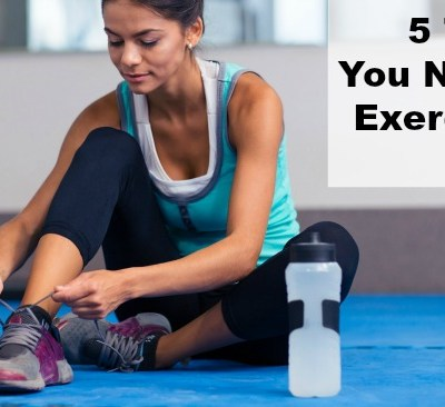 What Do I Need to Start Exercising at Home?